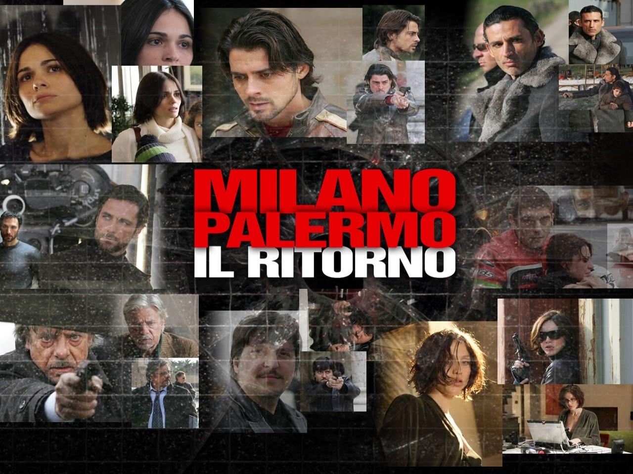 Wallpaper del film Milano-Palermo: il ritorno