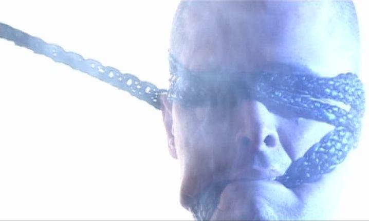 Una sequenza del film Gli arcangeli