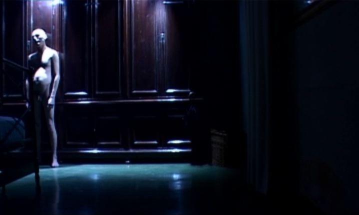 Una sequenza inquietante tratta dal film Gli arcangeli