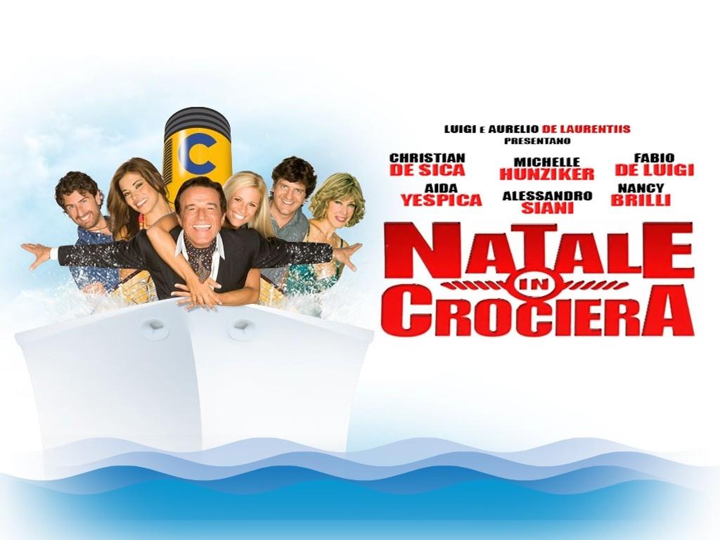 Wallpaper del film Natale in crociera