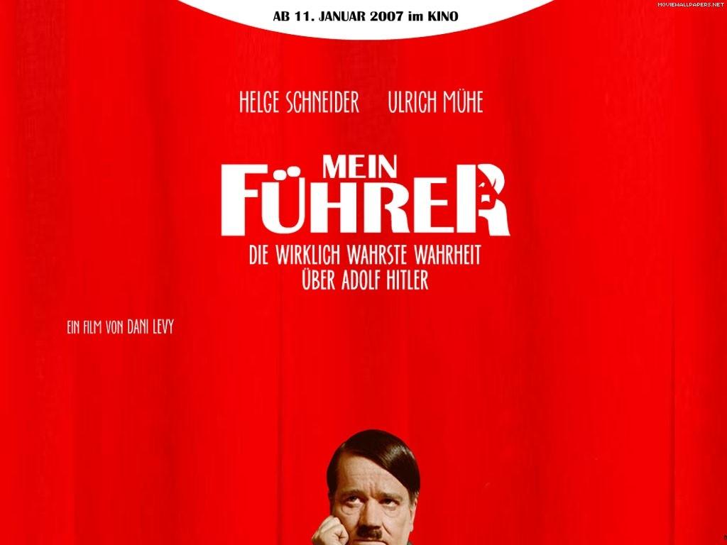 Wallpaper del film Mein Führer - la veramente vera verità su Adolf Hitler