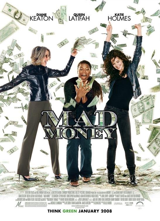 La locandina di Mad Money