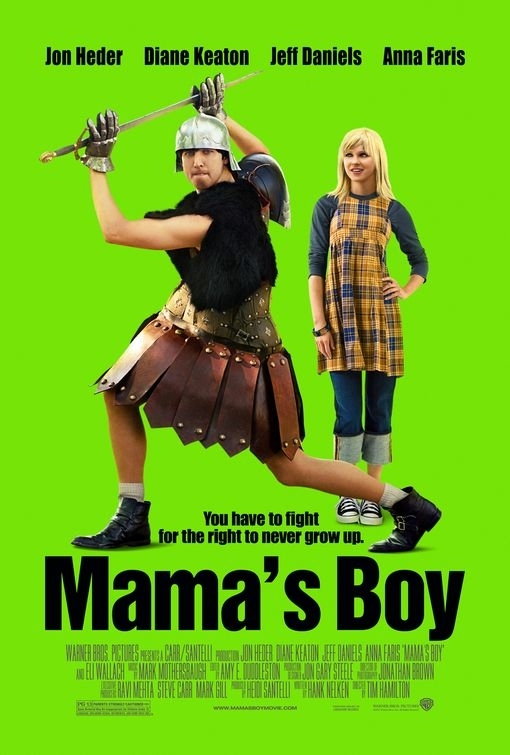 La locandina di Mama's Boy