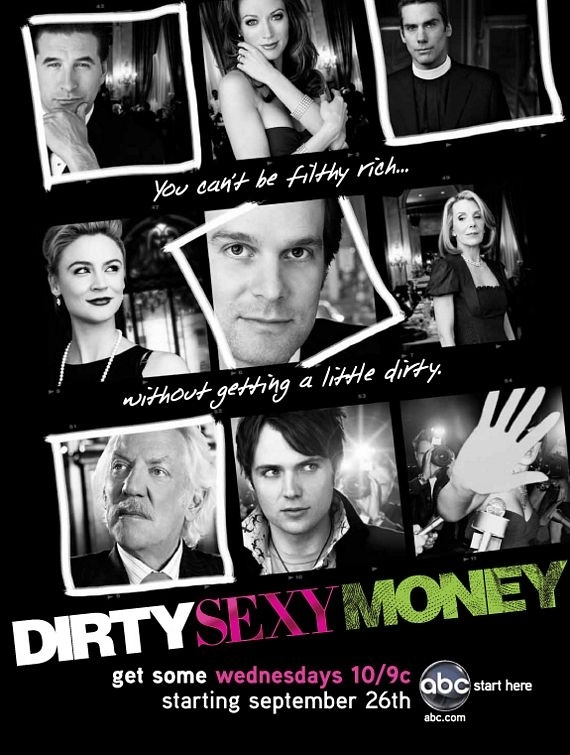 La locandina di Dirty Sexy Money