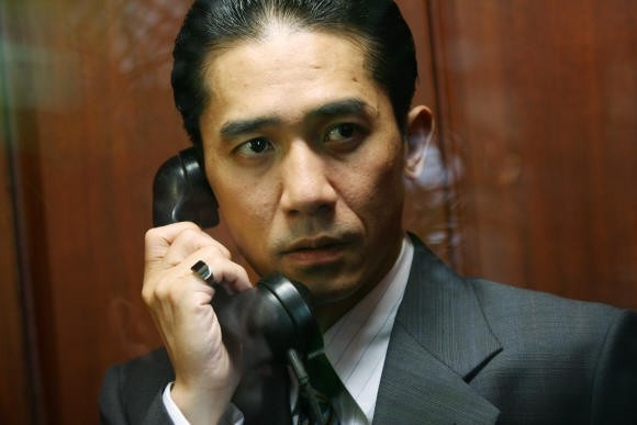Il fascinoso Tony Leung in una scena di Lust, Caution