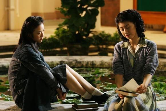 Un'immagine del film Lussuria