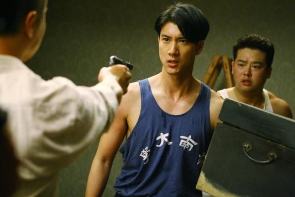 Una sequenza del film Lussuria, diretto da Wong Kar-Wai