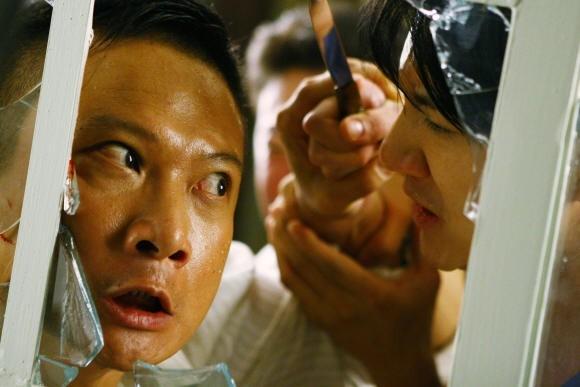 Una scena del film Lussuria, di da Wong Kar-Wai