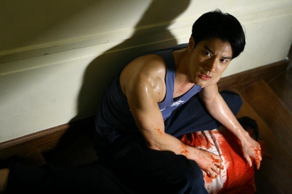Una scena del film Lussuria, diretto dal regista Wong Kar-Wai