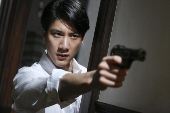 Una scena del film Lussuria, del regista Wong Kar-Wai