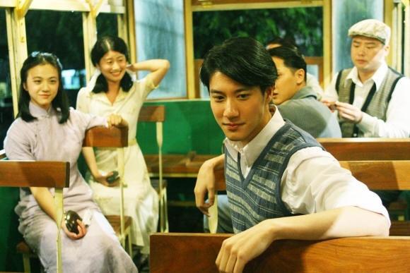 Una bella scena del film Lussuria, diretto da Wong Kar-Wai