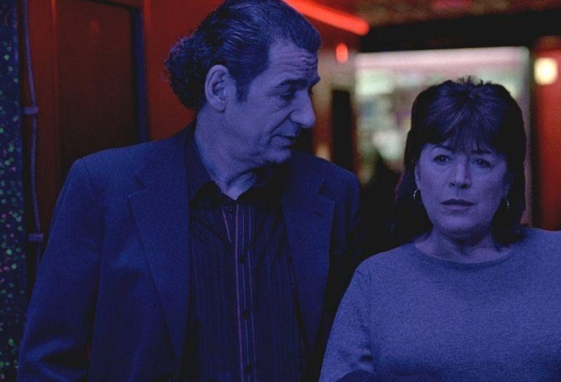Marianne Faithfull in una scena di Irina Palm