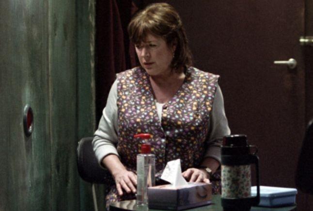 Marianne Faithfull in una sequenza di Irina Palm