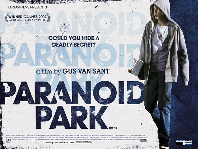 La locandina di Paranoid Park
