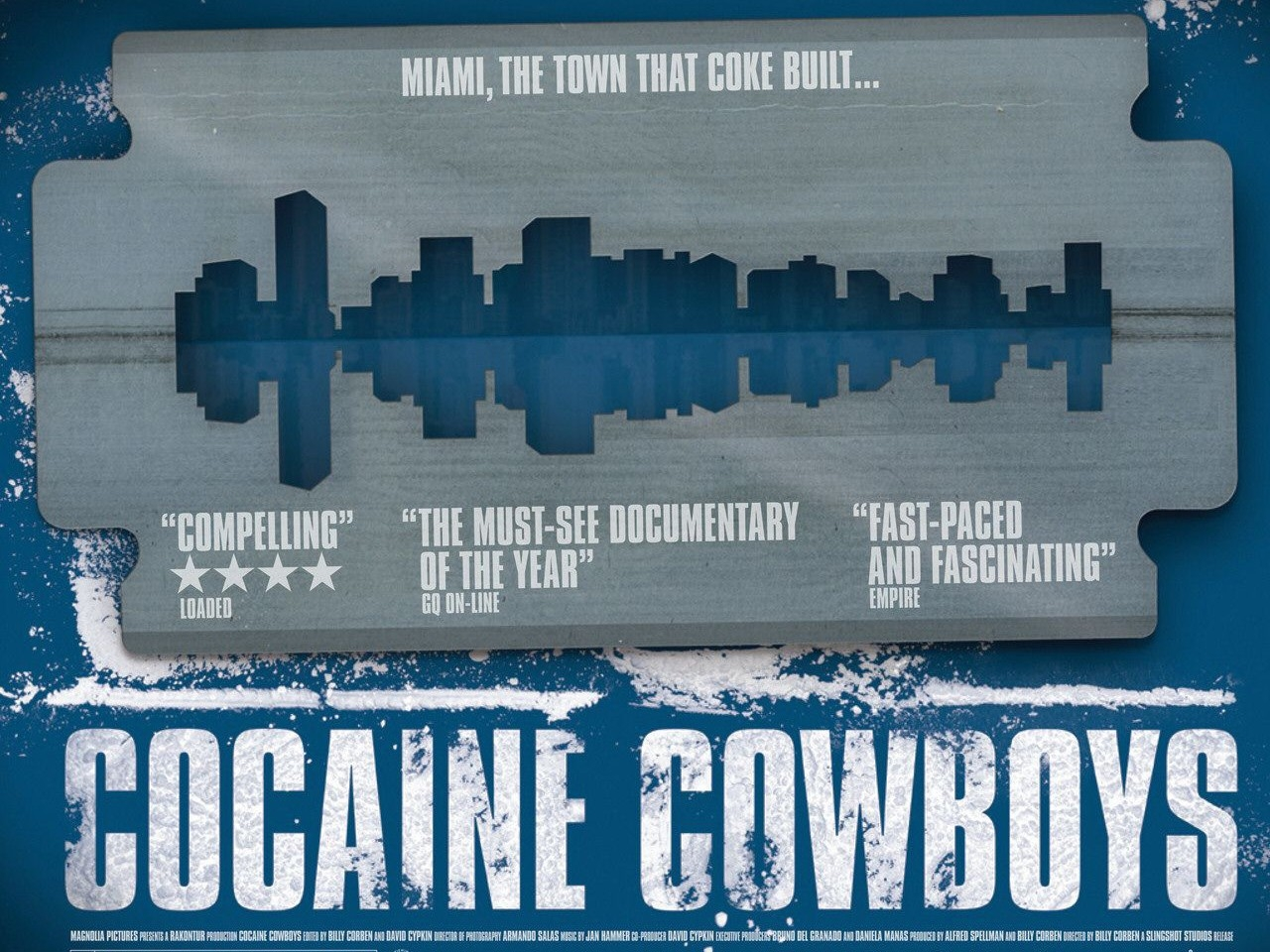 Wallpaper del film Cocaine Cowboys