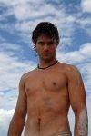 Un sexy Giulio Berruti