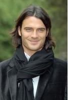 Un sorridente Giulio Berruti