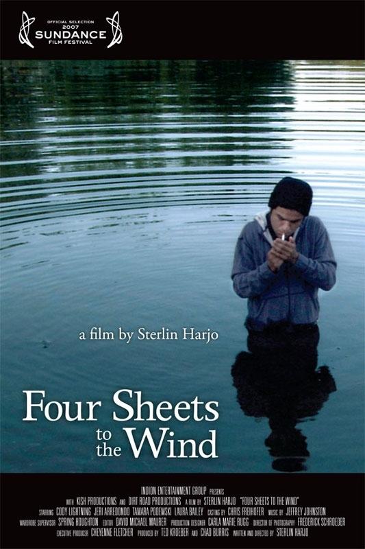 La locandina di Four Sheets to the Wind