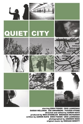 La locandina di Quiet City