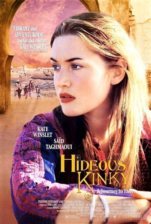 La locandina di Ideus Kinky - Un treno per Marrakech