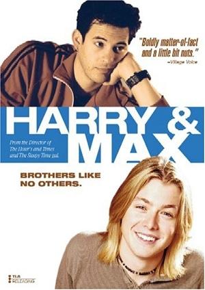 La locandina di Harry + Max