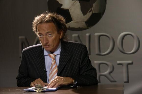 Amedeo Goria in un'immagine del film L'allenatore nel pallone 2
