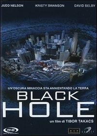 La copertina DVD di Black Hole