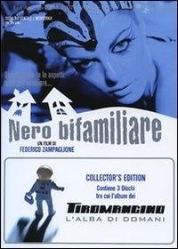 La copertina DVD di Nero bifamiliare - Collector's Edition