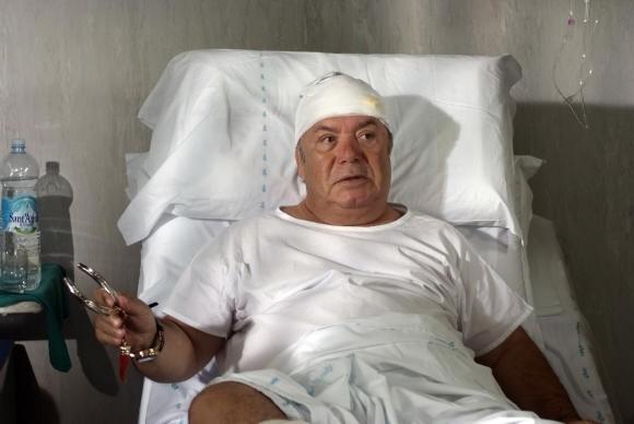 Un malandato Lino Banfi dal film L'allenatore nel pallone 2