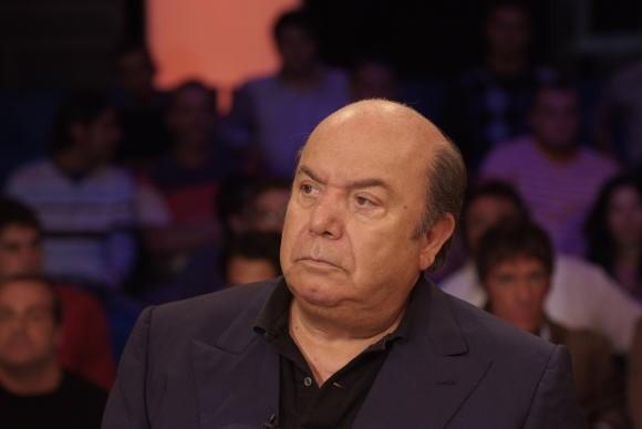 Lino Banfi nel ruolo di Oronzo Canà  in una scena de L'allenatore nel pallone 2 (2007)