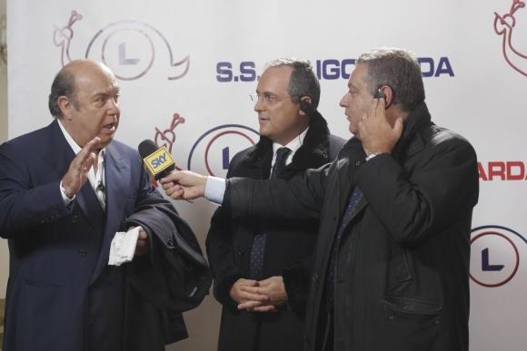 Lino Banfi intervistato ne L'allenatore nel pallone 2