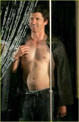 Patrick Dempsey, noto per il suo ruolo in Grey's Anatomy