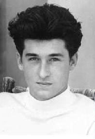 Un giovanissimo Patrick Dempsey