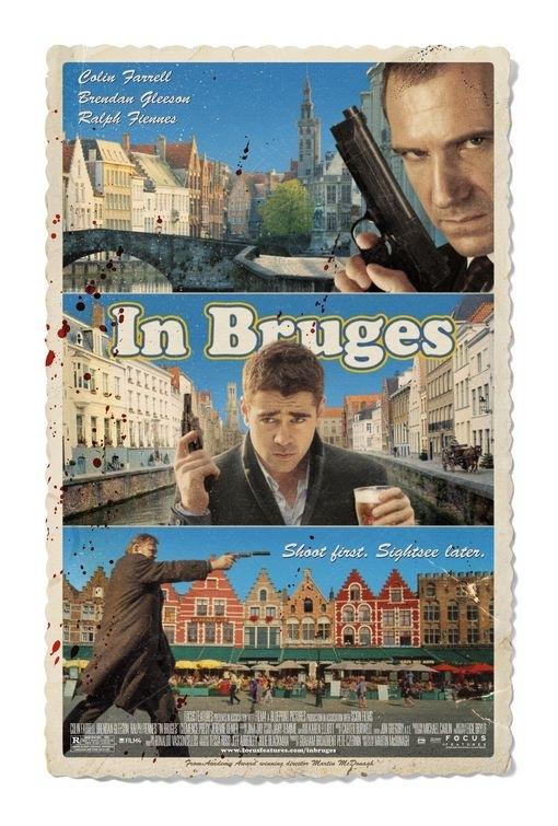 Poster per In Bruges