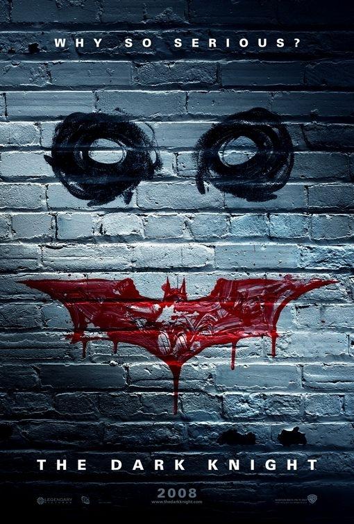 La locandina de Il cavaliere oscuro - Dark Knight
