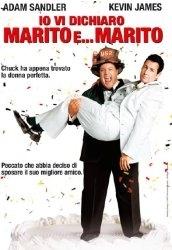 La copertina DVD di Io vi dichiaro marito e... marito