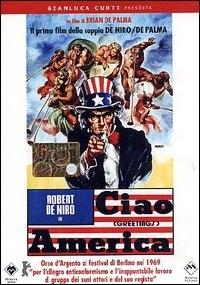 La locandina di Ciao America