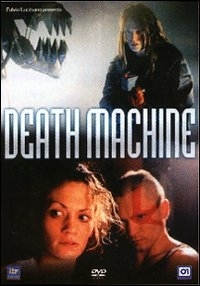 La locandina di Death Machine
