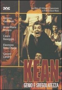 La locandina di Kean, genio e sregolatezza
