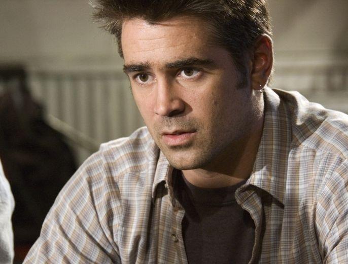 Colin Farrell in una scena di Sogni e Delitti