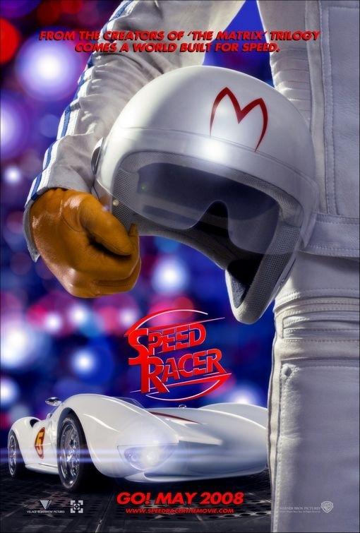La locandina di Speed Racer