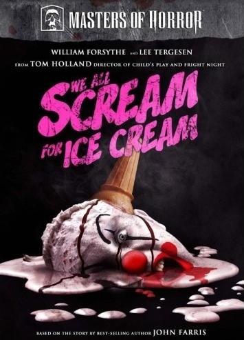 La locandina di We All Scream for Ice Cream