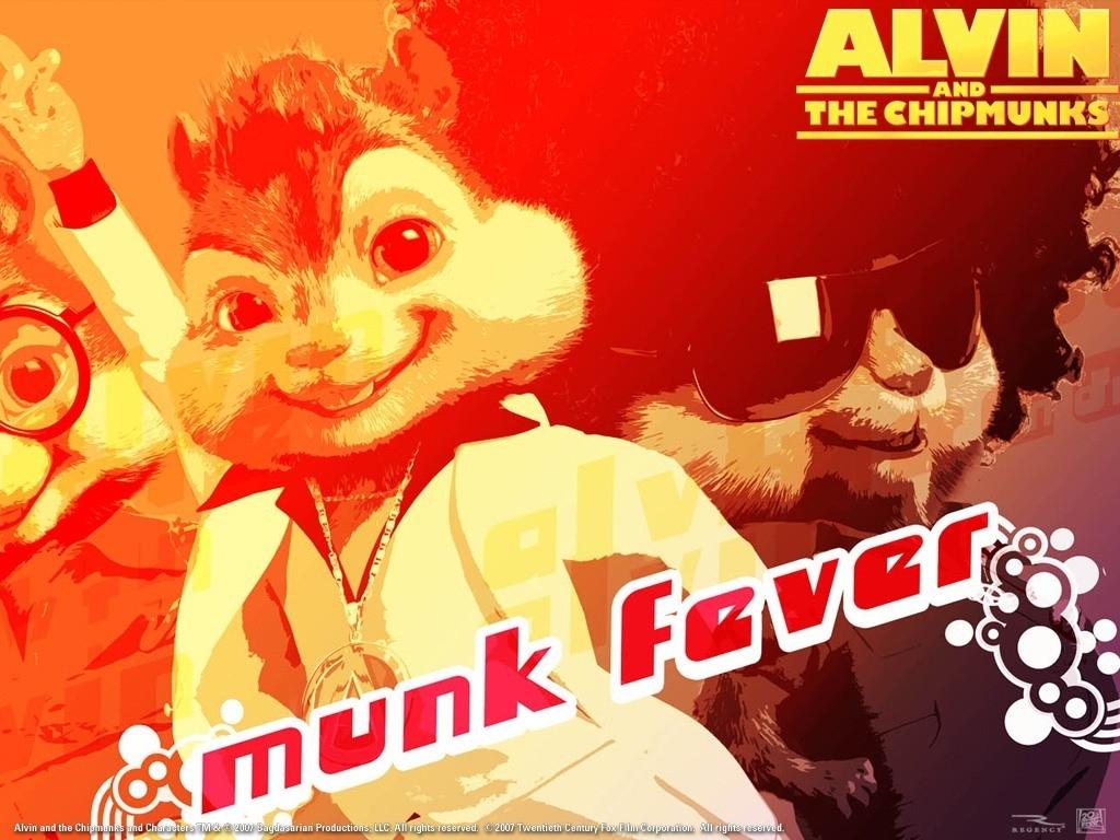 Wallpaper del film Alvin Superstar