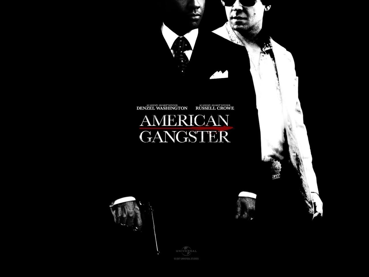 Wallpaper del film American Gangster