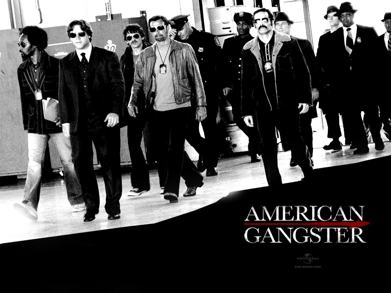 Desktop wallpaper del film American Gangster