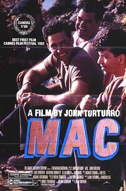 La locandina di Mac