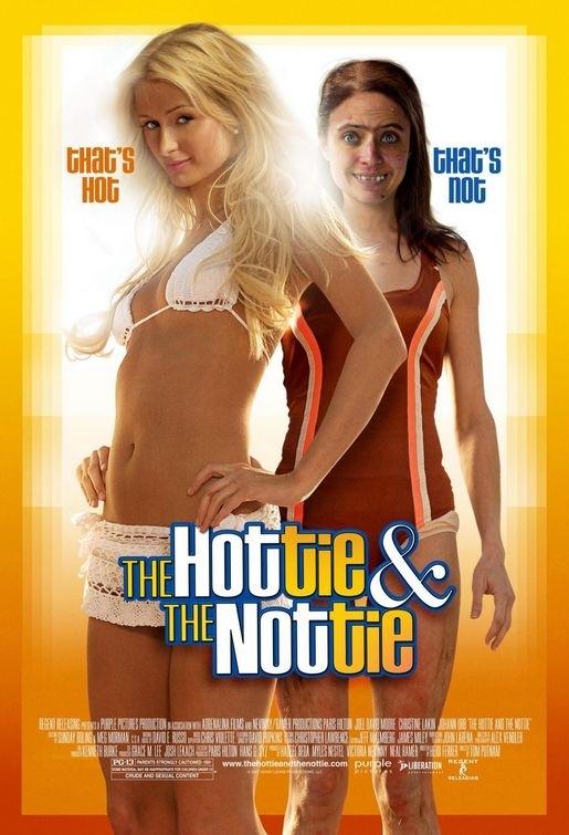 La locandina di The Hottie and the Nottie