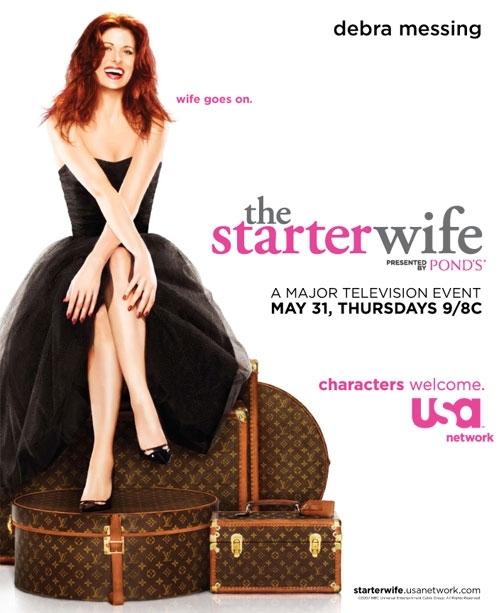 La locandina di The Starter Wife