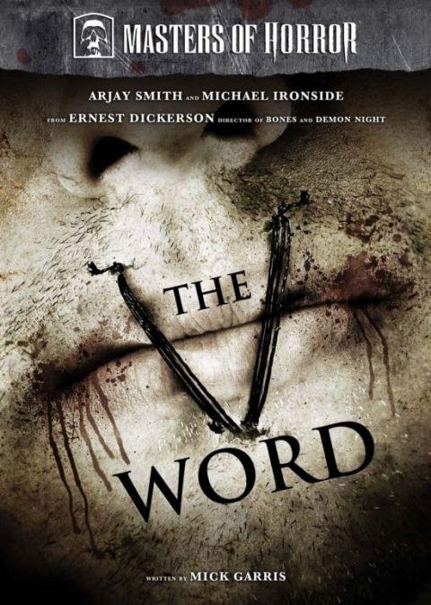 La locandina di The V Word