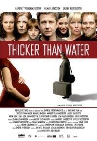 La locandina di Thicker Than Water